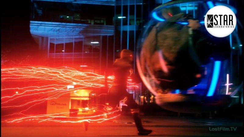 Команда Флэша против Обратного Флэша (Эобарда Тоуна) [Флэш 5 Сезон 22 Серия] | The Flash