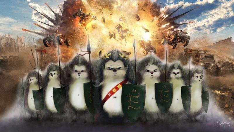 Командные бои Crossout Клан AHSS
