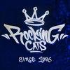 "Amazing B-girl show ""Rocking cats"""