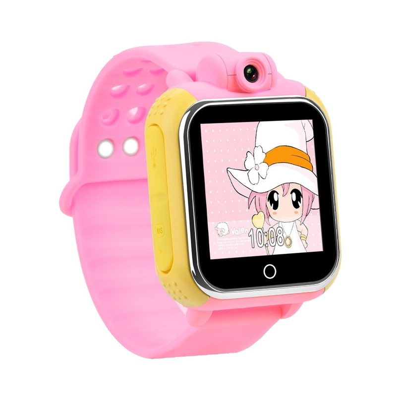 Wonlex GPS Kids Watch GW1000 Pink 3100₽