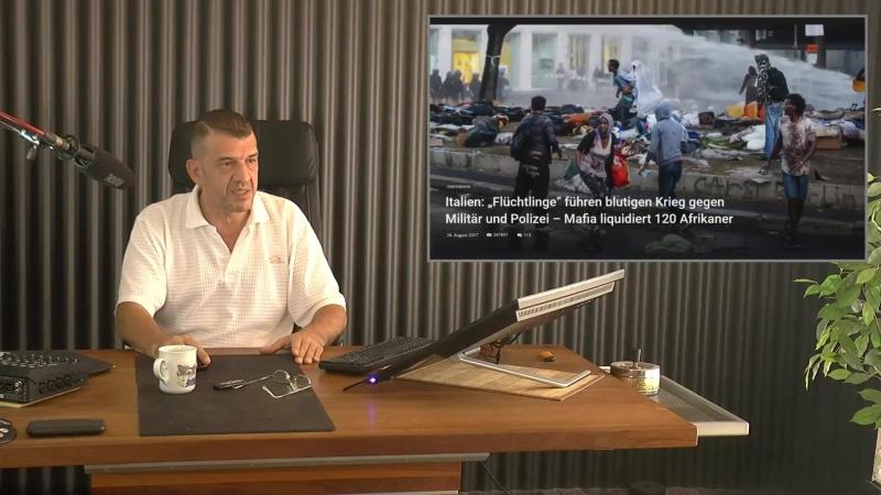 Medien Politiker Polizei behaupten Hatz in Chemnitz Stimmt das so Italie