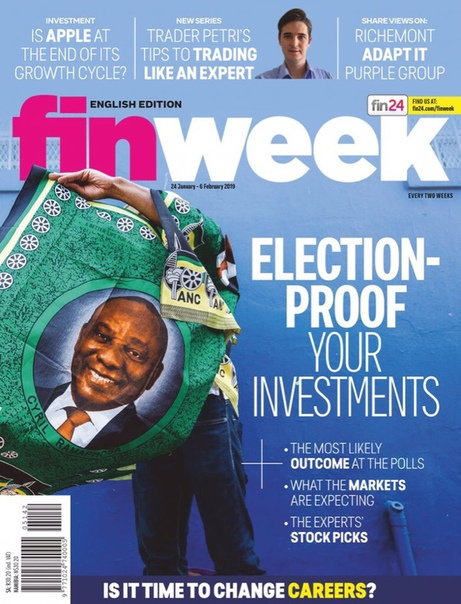 Finweek English Edition – January 24, 2019