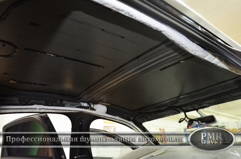 Шумоизоляция Audi A6, изображение №11