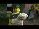 Лего 71025 (19 серия минифигурок) 3 часть