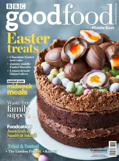 BBC Good Food Middle East - April 2019