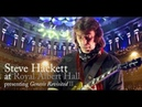 Firth of Fifth Steve Hackett vocal Jophn Wetton Live At Royal Albert Hall HD 1080p