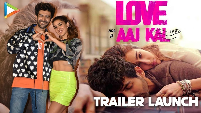 Love Aaj Kal Official Trailer Launch Kartik Aaryan Sara Ali Khan Imtiaz Ali UNCUT