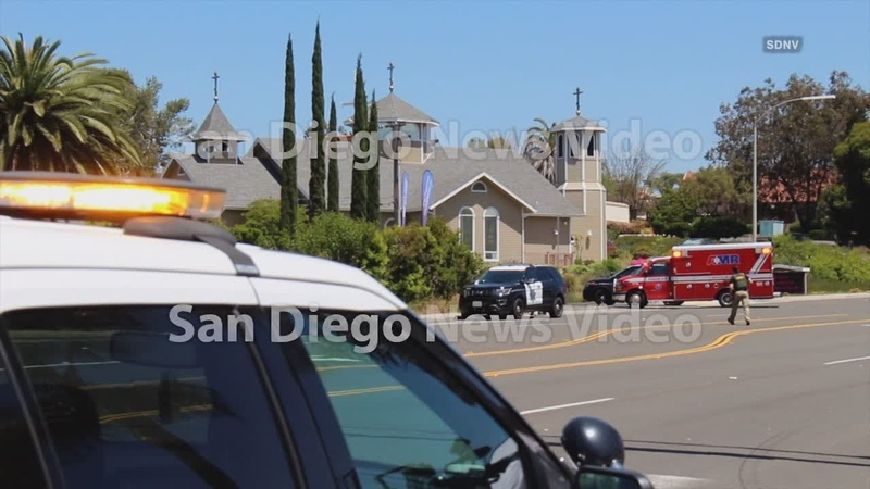 Part-1-One dead, multiple injuries in shooting at Chabad of Poway Synagogue in Poway