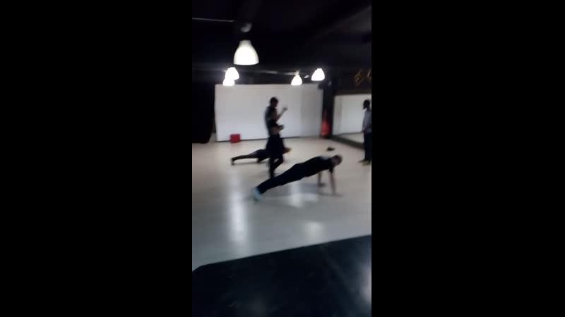 КИЗОМБА обучение во Владимире танцевальная студия the САХАР