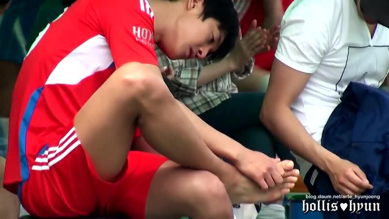 2013.05.26 Kim Hyun Joong 김현중 Soccer - Cute Guy@Dream with Korea Cup
