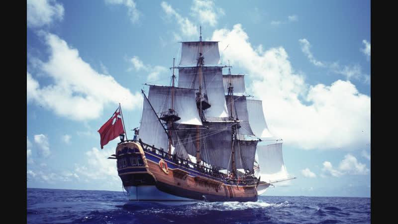 Боевые корабли. Могучие деревянные военные корабли.