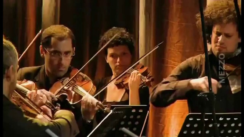 Alessandro Scarlatti Concerto Nr 5 D minor Fabio Biondi