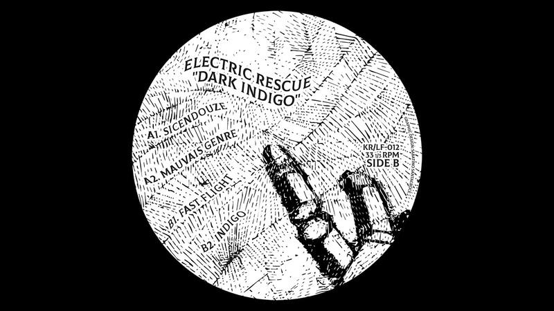 Electric Rescue Indigo Techno Bonus Version KRLF012