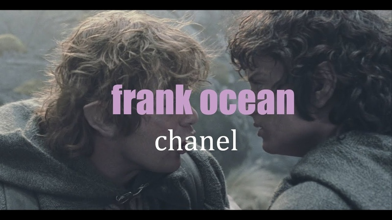 Frank Ocean Chanel lll Lord Of the Rings