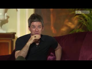Noel Gallagher about title race