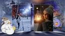 Уличные фонари-проект в ProShow Producer и в программе Corel