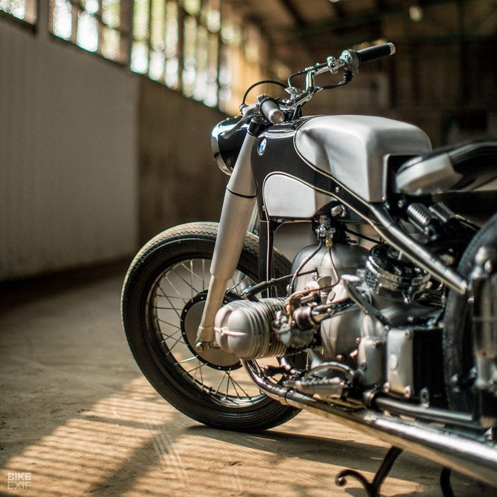 Thrive Motorcycles: кастом BMW R51 1951