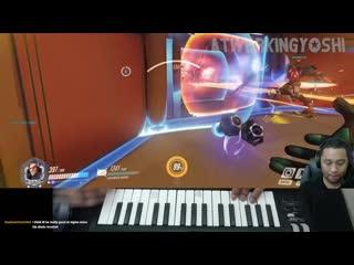 I Played Sigma with a Midi Keyboard Controller!