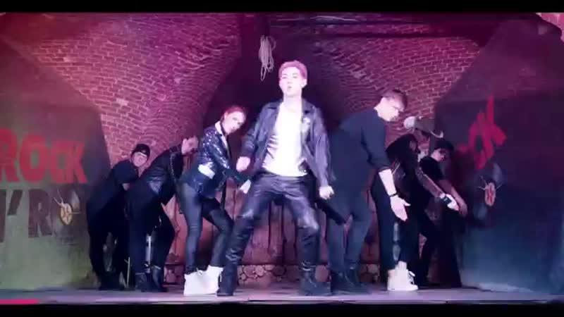 JDF BigBang - Bang Bang Bang MV Cover