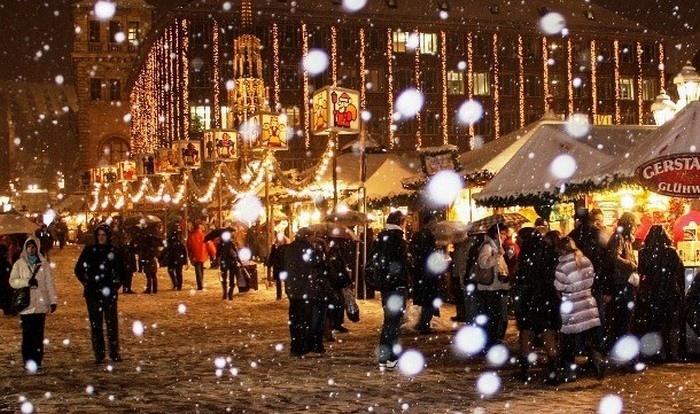Великолепных места для проведения зимнего отпуска, изображение №1