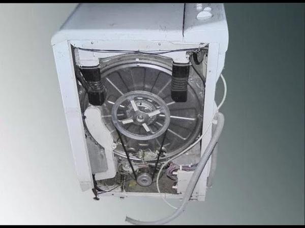 Стиральная машина Ardo не может прокрутить двигатель