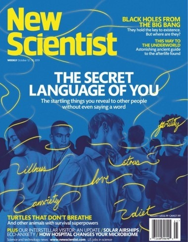 New Scientist - October 12  2019 UserUpload