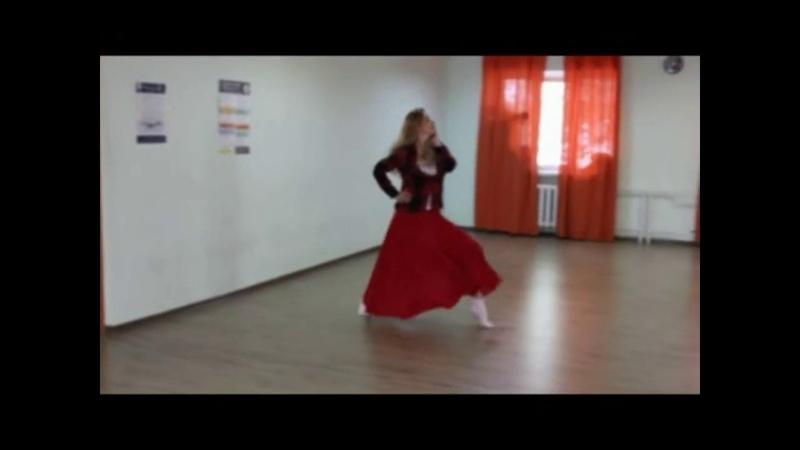 Аниса_танец