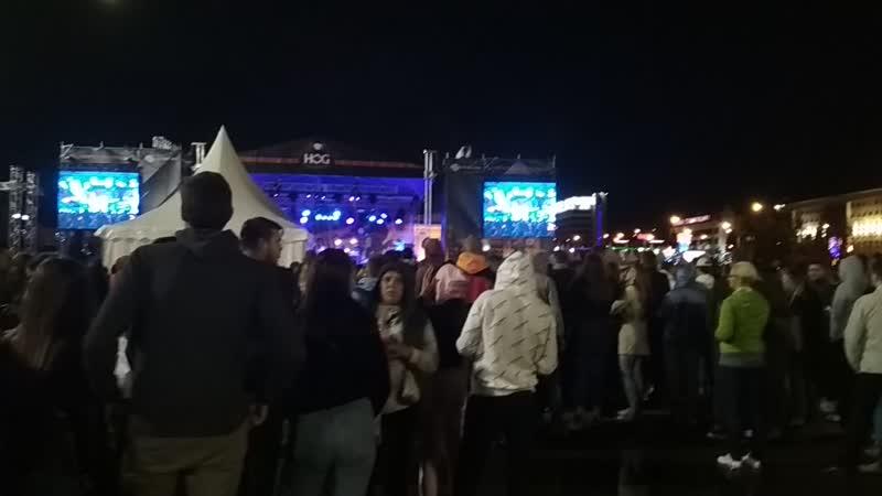 ST хедлайнер дня города в Минске 14.09.19