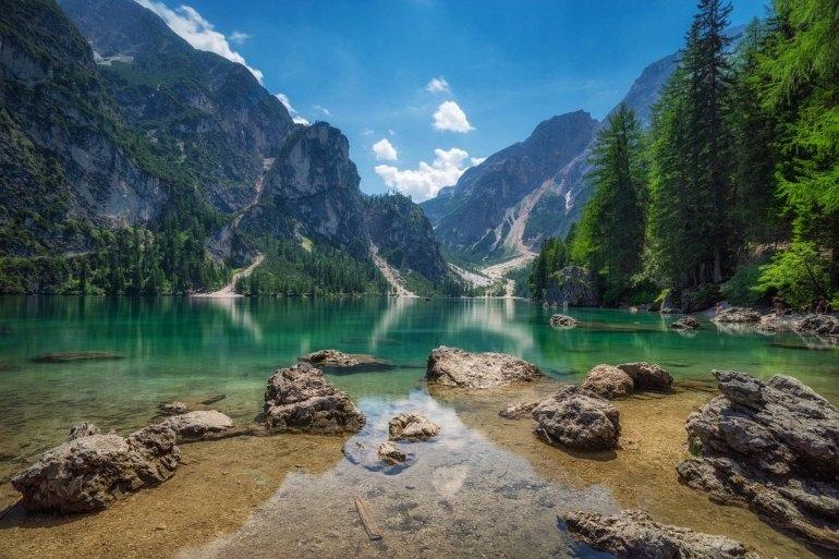 Озеро Брайес. То самое, о котором много фото :), изображение №3