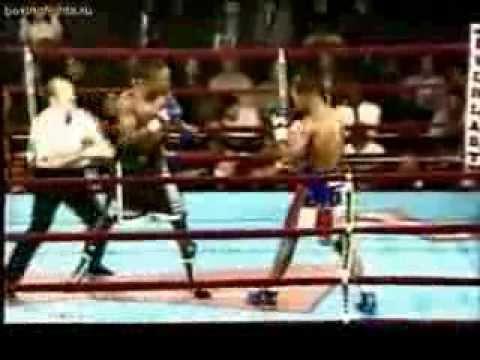 Shane Mosley vs Vernon Forrest (1st fight) Шейн Мосли - Вернон Форрест (1-й бой)