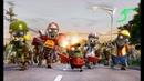 Cофия играет в игру Plants vs Zombies Уровень 1-5 ЗОМБИ БОУЛИНГ
