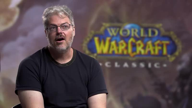 WoW Classic c разработчиками эпизод 4 Pat Nagle