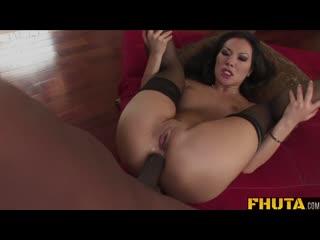 Huge black cock splits tight asian ass порно секс анал минет 18+