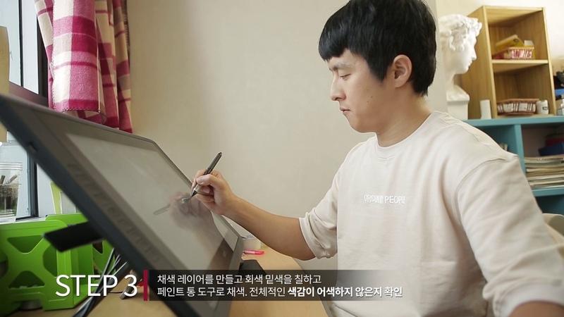 [와이랩 아카데미 드로잉쇼] 기안84 작가 편