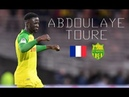 ABDOULAYE TOURÉ - Magic Skills, Passes, Tackles - FC Nantes - 2017/2018