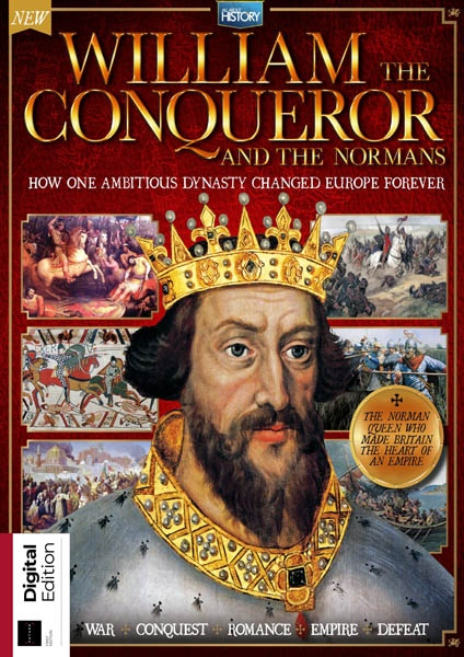 All About History. William the Conqueror & the Normans Ed1 2019