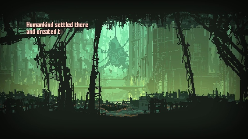 Death Trash, a semi open-world RPG coming to Linux - trailer