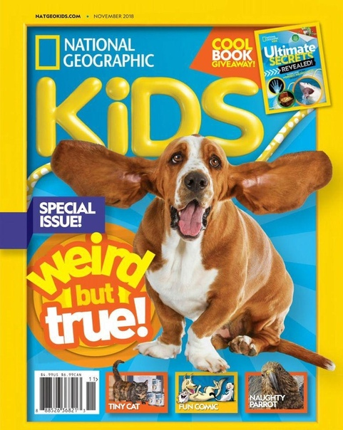 2018-11-01 National Geographic Kids