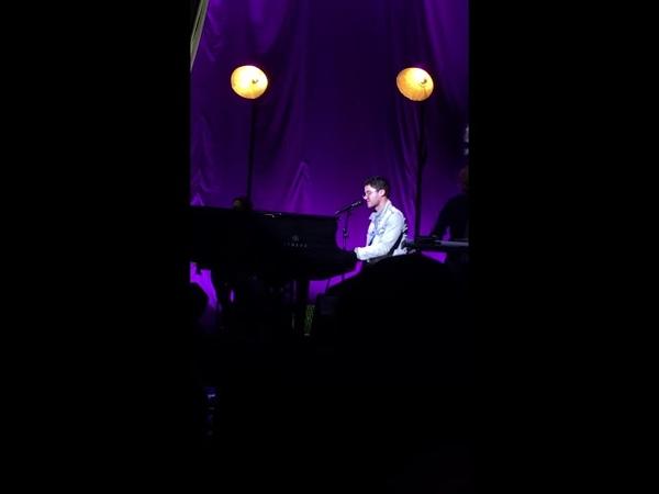 Darren Criss - Teenage Dream (Katy Perry) - LMDC Tour - Manchester 5/12/18