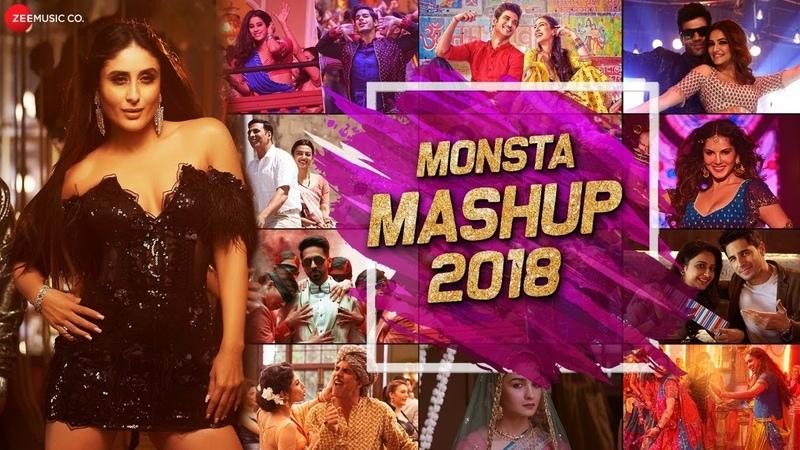 Monsta Mashup 2018 by DJ Notorious Lijo George | Best Dance Songs 2018