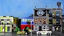 Лего мультик Угон спорткара Theft sportscar LEGO cartoon