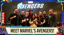Marvel's Avengers Hear from the Cast at NYCC 2019