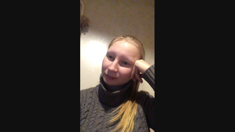 Екатерина Бурякова Live