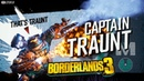 Borderlands 3 босс Капитан Трант Captain Traunt типа джаггернаут миссия Надвигается Буря Афина
