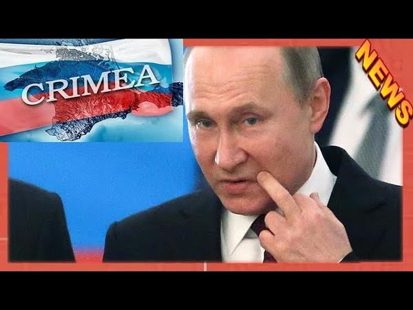 La Russie couronnée en Crimée par une barrière électronique Nouvelles TV