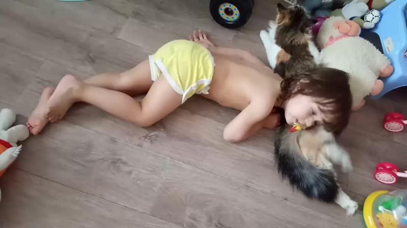 Новая подушка