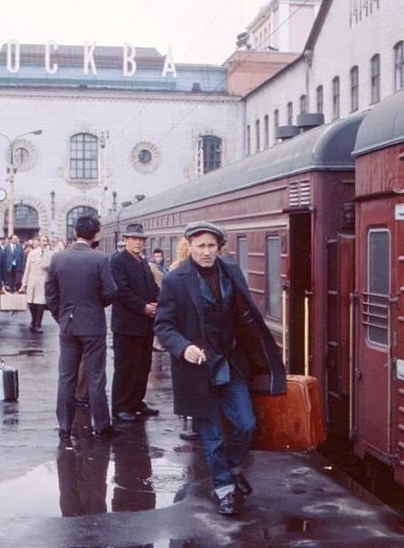 Возможно, что это та самая последняя поездка на съемки фильма «Они сражались за Родину» в конце сентября  начале октября 1974 г