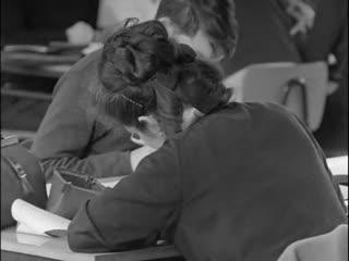 Современная студентка / Une étudiante d'aujoud'hui (Эрик Ромер, 1966) - HD