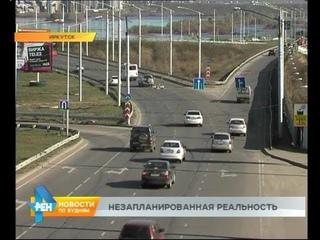 Варианты борьбы с заторами на левом береге Ангары: новый мост, развязки, круговое движение...