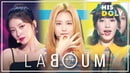 LABOUM Special ★Since 'Pit aPat' to 'Firework'★ 41m Stage Compilation
